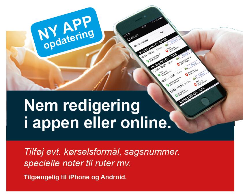 Carlog Ny App